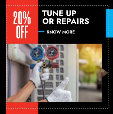 20% off tune up Or repairs coupan