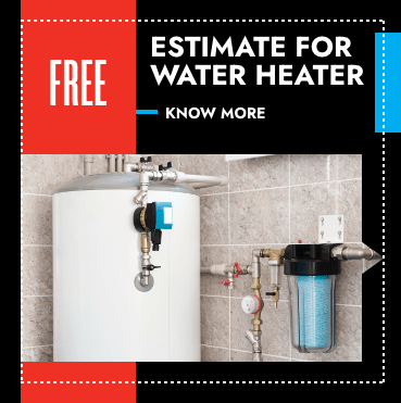 free estimate for water heater coupan